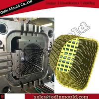 Buy cheap Rattan Laundry Basket Injection Mould product