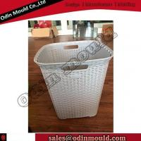 Buy cheap Houseware Plastic Basket Injection Mould product