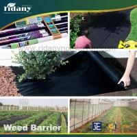 China Landscape Weed Barrier PP Nonwoven on sale