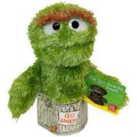 Buy cheap Hand Puppets Oscar the Grouch - Sesame Street Hand Puppet from wholesalers