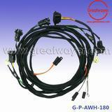 China 9006 male to female waterproof wire harness on sale