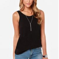 Buy cheap Women Tropical Halter Vest from wholesalers