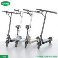 Buy cheap Color optional Max mileage 35KM Portable scooter from HAPW factory from wholesalers
