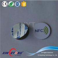 Buy cheap NFC Tag Ideas 30mm Anti-metal Printable Hard PVC TAG Sticker -Ultralight Chip from wholesalers