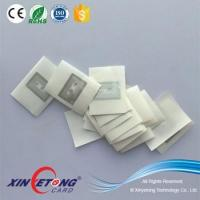 Buy cheap NFC Tag Ideas 13x20mm Ntag203 Smallest Size NFC Wet Inlay from wholesalers