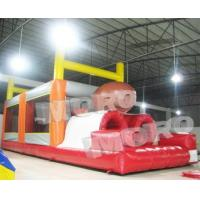 Buy cheap Commercial Cheap Inflatable Obstacle Course from wholesalers