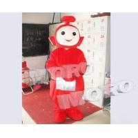 Buy cheap Red Teletubbies Plush Costume for Children from wholesalers
