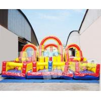 Buy cheap 3 Part Obstacle Course for Sale from wholesalers