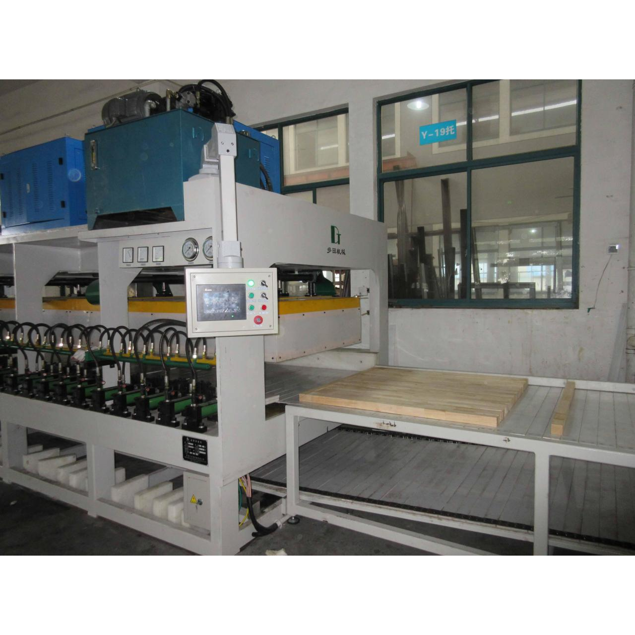 Buy cheap GPB-130-DT High frequency board jointing machine product