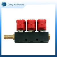 China 2 Injection Rail,rail Injectors for LPG CNG, CNG Fuel Injector on sale