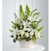 Buy cheap Sympathy Flowers The FTD In Our Thoughts Arrangement from wholesalers