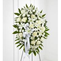 Buy cheap Sympathy Flowers The FTD Exquisite Tribute Standing Spray from wholesalers