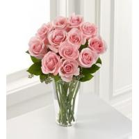 Buy cheap Sympathy Flowers The FTD Pink Rose Bouquet from wholesalers