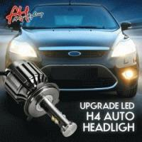 China High Power Auto led headlight H4 high beam and low beam wholesale