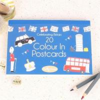 China Celebrating Britain - Colour in Postcards wholesale