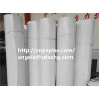 Buy cheap Rolled HDPE sheet from wholesalers