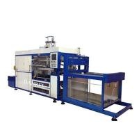 China Egg Tray Fully Automatic Vacuum Forming Machine on sale