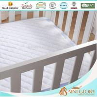 China Best Protecting Waterproof Mattress Protector Pad for Baby & Crib & Toddler & Child Mattress on sale
