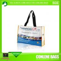 Buy cheap Hot Sale Handled New Fashion Design OEM PP Woven Bags Manufacturing Process product