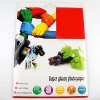 Buy cheap Super glossy photo paper product