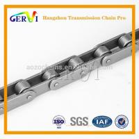 Buy cheap LH 0822 BL1022 Sleeve Conveyor Leaf Chains for Elevators Cranes Trucks product