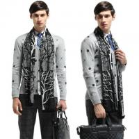 Buy cheap Fashion Autumn/Winter Cotton Mens Scarves 180cm Casual product