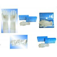 Buy cheap Surgical Instrument Latexl examination gloves product