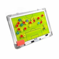China Soccer goal equipment soccer coach magnet board on sale