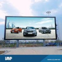 P10 outdoor advertising LED display billboard