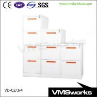 Buy cheap New Design Fireproof 2/3/4 Drawer Vertical Office Storage File Cabinet product
