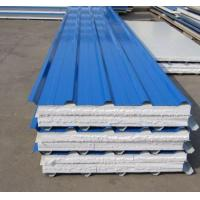 Buy cheap EPS Aluminium Sandwich Roof Panels InsulationFor Walls | Steel Or Metal Panel Roofing Materials product