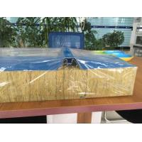 Buy cheap 120min Fire Rated Rockwool Sandwich Panels product