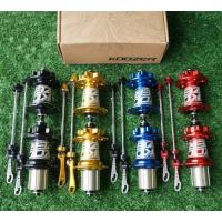Buy cheap KOOZER 72HD HA02N/HA04N Hubs CNC Aluminum 2+4 Bearing 32H Through Axle/QC Hub from wholesalers