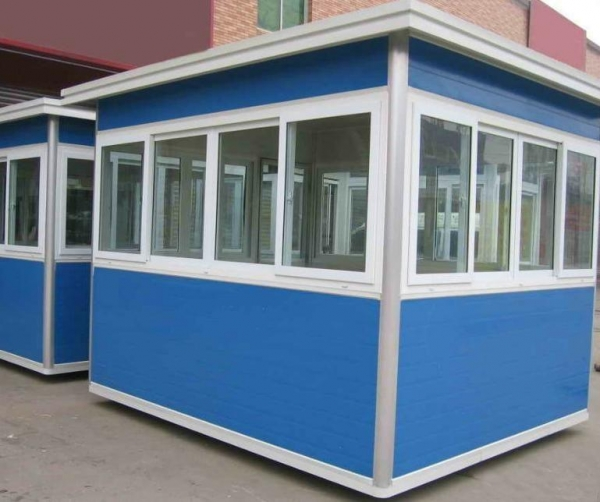 Quality Security Booth Kiosk for sale