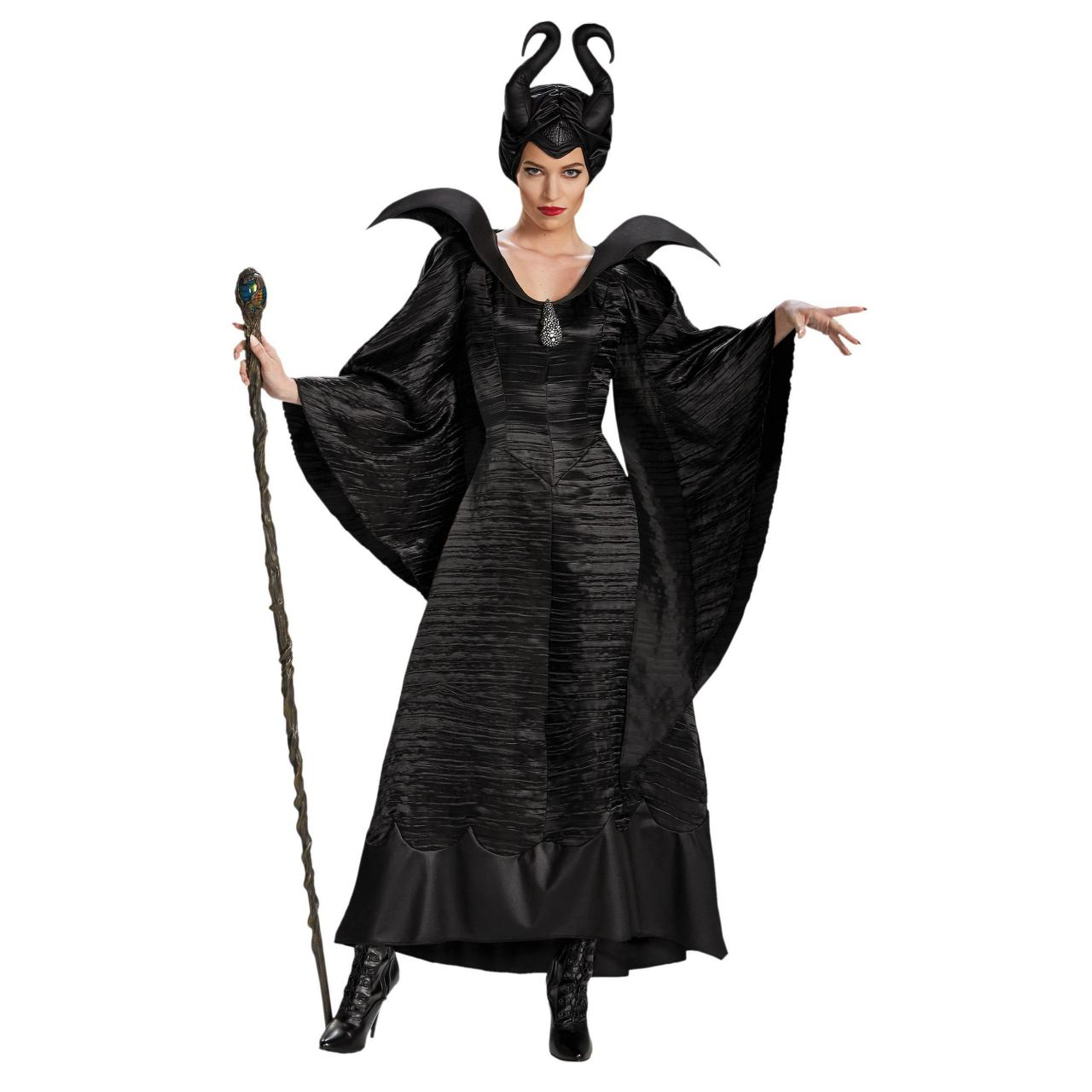 China Maleficent costume, Maleficent dress supplier on sale