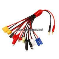 China 10 In 1 Multifunctional Lipo Battery Multi Charger Plug Convert Cable on sale
