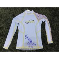 Buy cheap Rashguards Lycra clothing from wholesalers