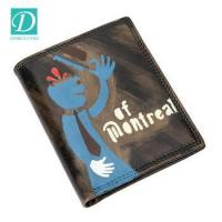 Buy cheap China wholesales 100% genuine leather wallet high quality money clip pocket purse from wholesalers