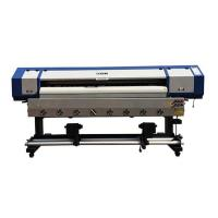 Eco-solventPrinters DK-2008(Best selling eco-solvent printer)