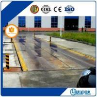 Buy cheap Used Weighbridge Truck Scale Weight Accuracy product