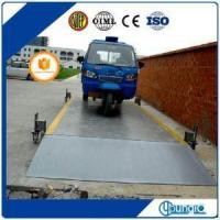Buy cheap Portable Electronic Industrial Weighbridge Weighing Systems Manufacturers in India product