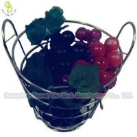 China Metal wire fruit basket wholesale