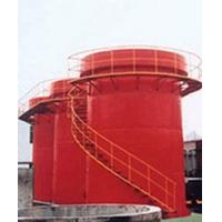 Biological contact oxidation tower