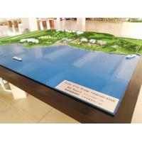 Buy cheap Master Villa Scale Model , 1:1000 Architectural Block Massing Model With Led Lighting product