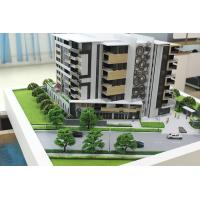 Buy cheap Real Estate Mini Architecture Models , Scale Apartment 1:100 House Model product