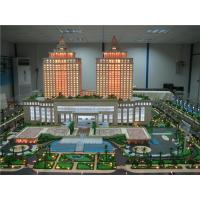 Buy cheap Large Scale Hotel Building Model With Details, Construction 3d Model Architecture product