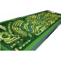 Buy cheap High Quality 3d Architecture Models Making For Villa Master Plannning from wholesalers