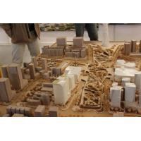 Buy cheap Small Size Balsa Wood Maquette Model for Architectural Design Institute Project Display product