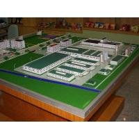 Buy cheap 1:150 Scale Industrial Machine Model for Production Line product