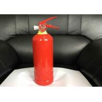 Buy cheap Multi Purpose Powder Fire Extinguisher , 1kg Fire Extinguisher With Bracket / Hook product